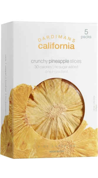 Snack Box | Pineapple Crisps